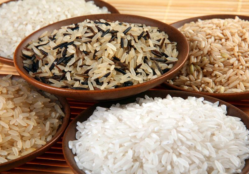 диета для рисовая бодибилдинга